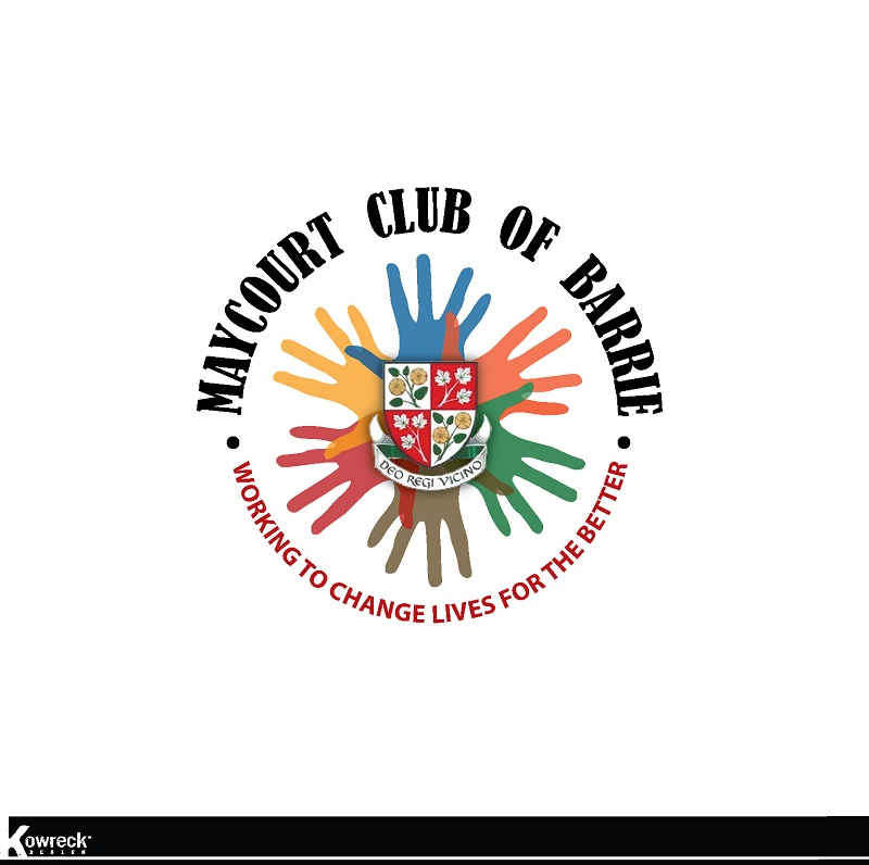 Logo Design by kowreck - Entry No. 9 in the Logo Design Contest New Logo Design for MAY COURT CLUB OF BARRIE.