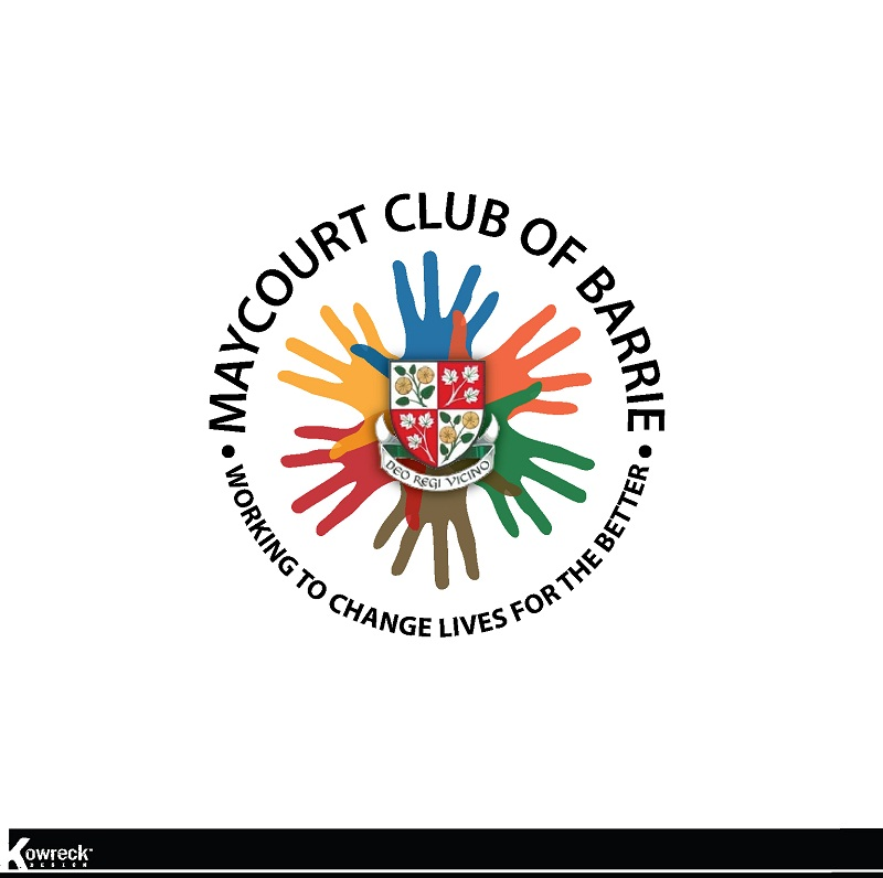 Logo Design by kowreck - Entry No. 10 in the Logo Design Contest New Logo Design for MAY COURT CLUB OF BARRIE.