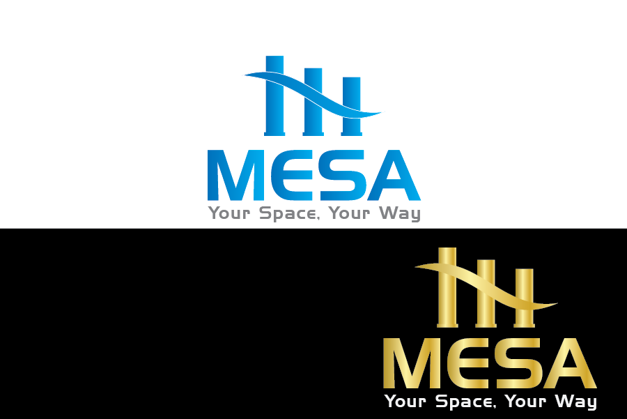 Logo Design by Moin Javed - Entry No. 116 in the Logo Design Contest Logo Design for Mesa.