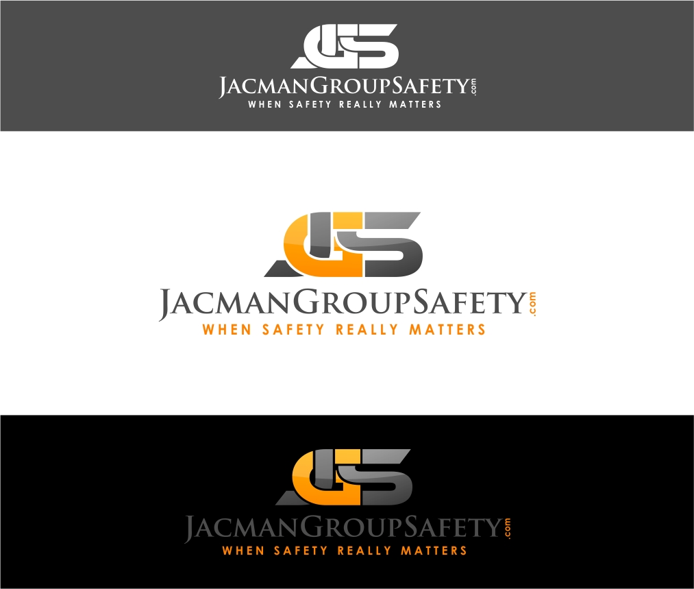 Logo Design by haidu - Entry No. 62 in the Logo Design Contest The Jacman Group Logo Design.