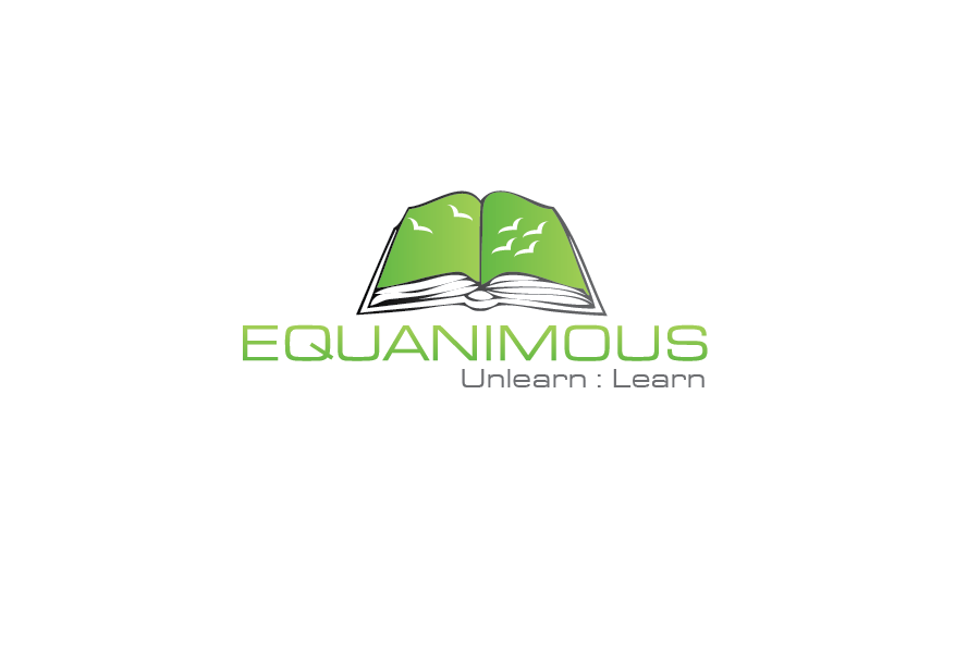 Logo Design by Moin Javed - Entry No. 574 in the Logo Design Contest Logo Design : EQUANIMOUS : Productivity | Learning | Design.