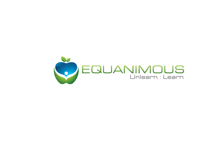Logo Design by Moin Javed - Entry No. 578 in the Logo Design Contest Logo Design : EQUANIMOUS : Productivity | Learning | Design.