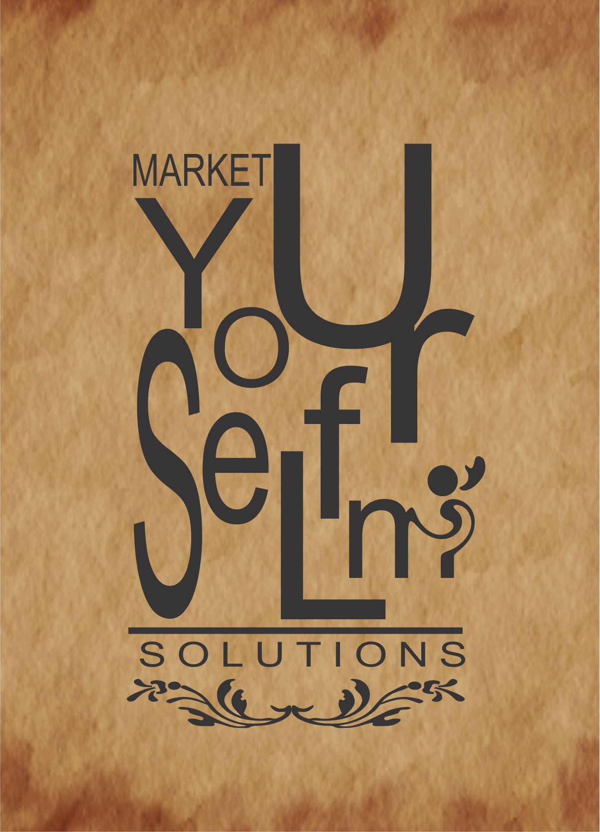 Logo Design by Private User - Entry No. 32 in the Logo Design Contest Fun Logo Design for Market Yourself Solutions.