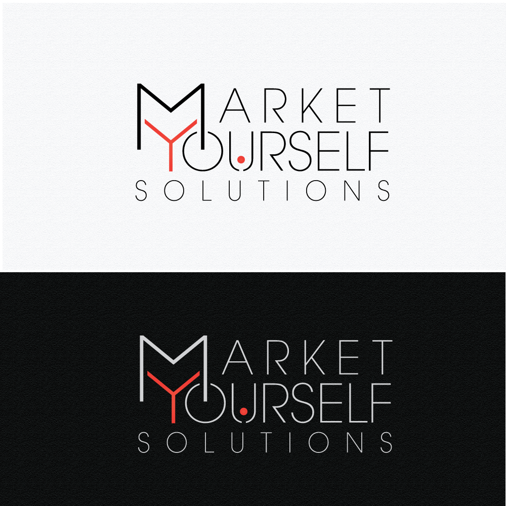 Logo Design by rockin - Entry No. 34 in the Logo Design Contest Fun Logo Design for Market Yourself Solutions.