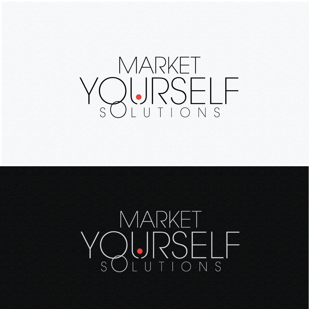 Logo Design by rockin - Entry No. 35 in the Logo Design Contest Fun Logo Design for Market Yourself Solutions.