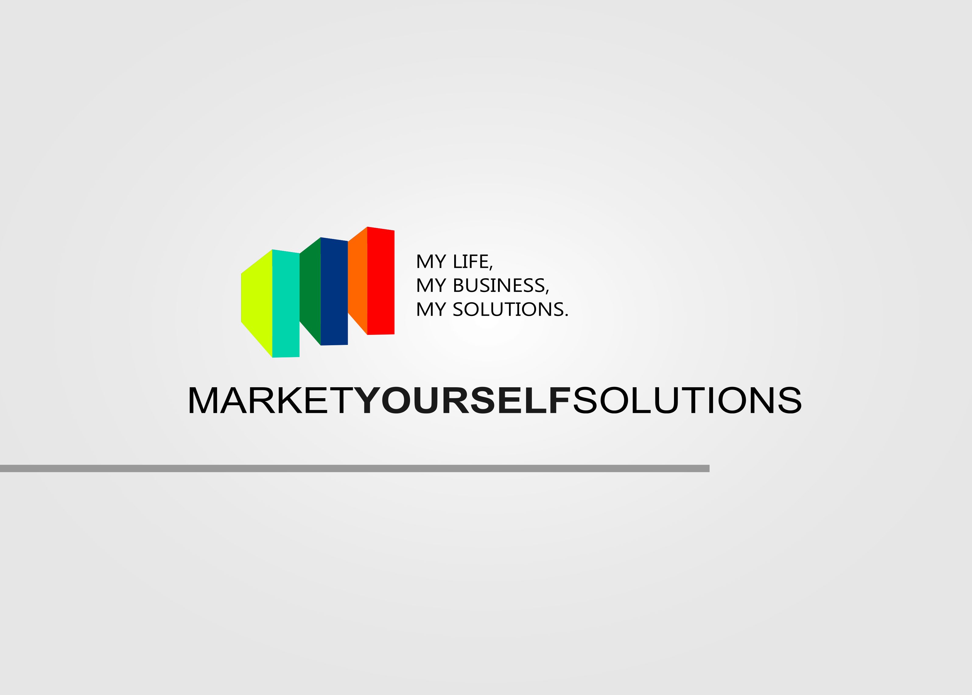 Logo Design by whoosef - Entry No. 36 in the Logo Design Contest Fun Logo Design for Market Yourself Solutions.