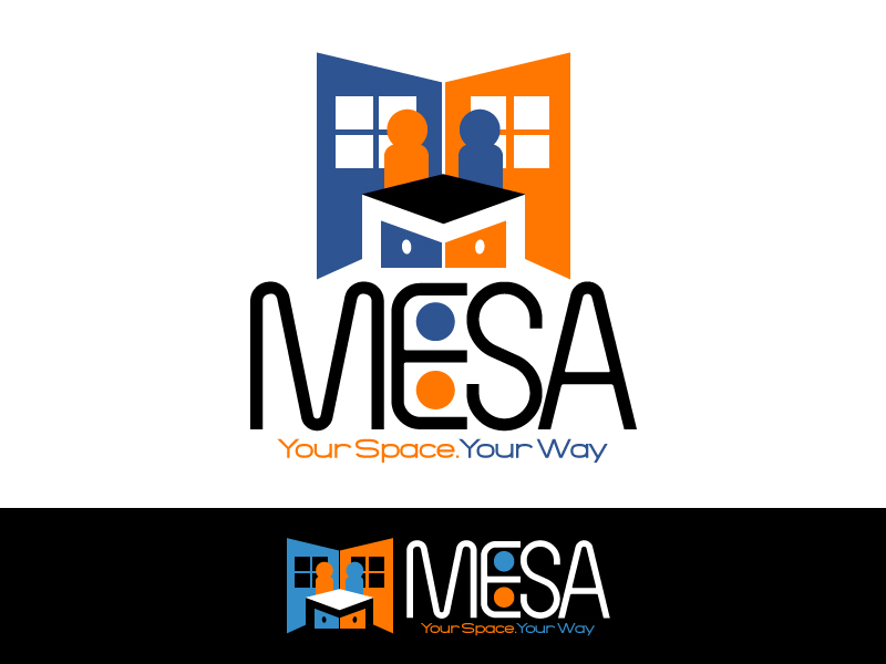 Logo Design by Adames Alwi - Entry No. 121 in the Logo Design Contest Logo Design for Mesa.