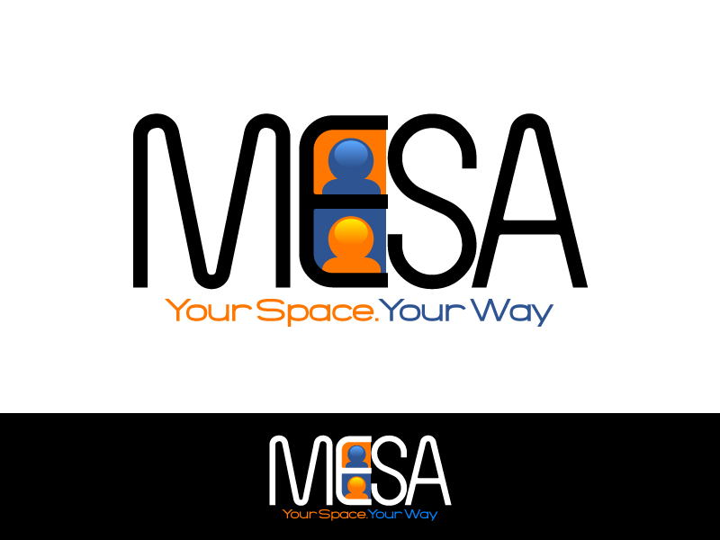 Logo Design by Adames Alwi - Entry No. 122 in the Logo Design Contest Logo Design for Mesa.