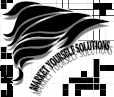 Logo Design by Muhammad N m - Entry No. 41 in the Logo Design Contest Fun Logo Design for Market Yourself Solutions.