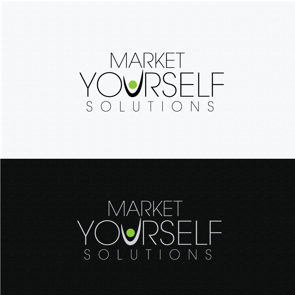 Logo Design by rockin - Entry No. 42 in the Logo Design Contest Fun Logo Design for Market Yourself Solutions.
