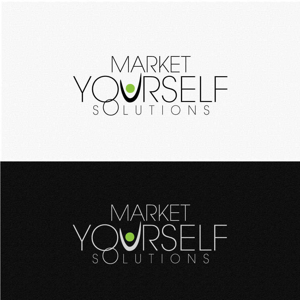 Logo Design by rockin - Entry No. 44 in the Logo Design Contest Fun Logo Design for Market Yourself Solutions.