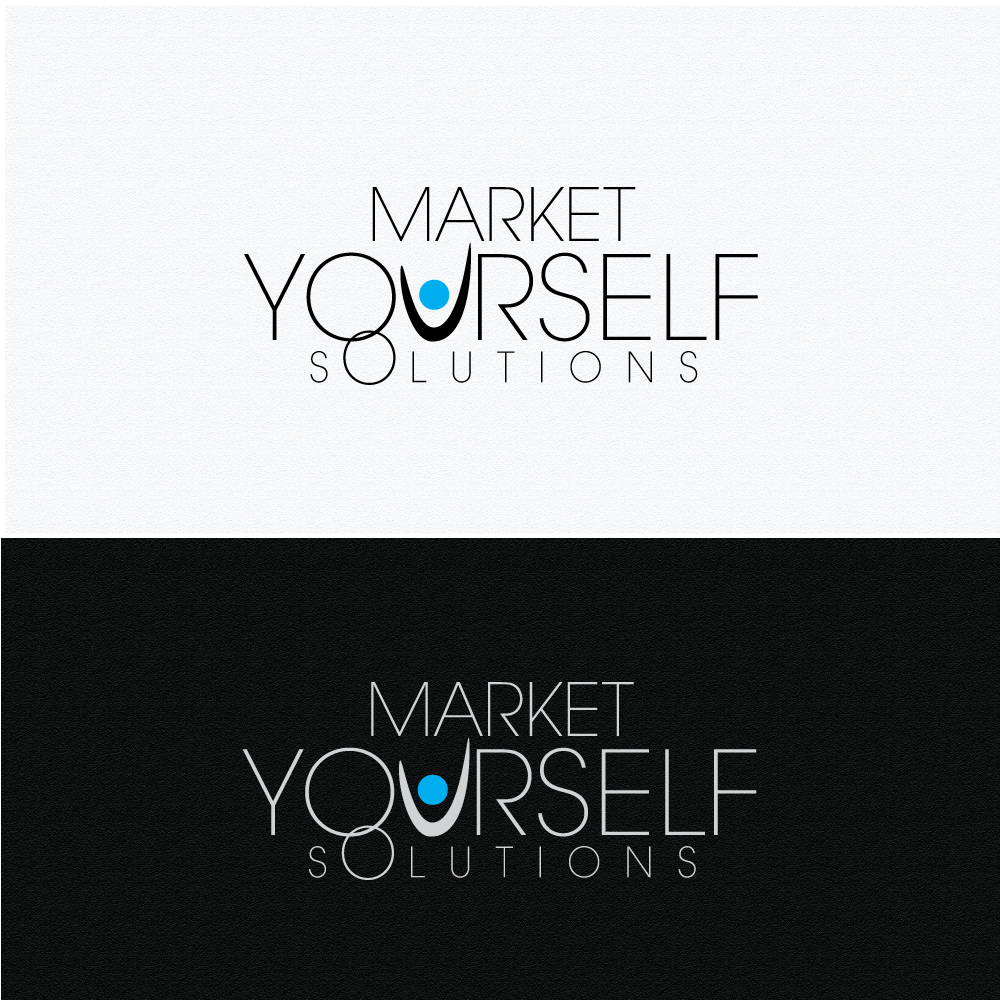 Logo Design by rockin - Entry No. 45 in the Logo Design Contest Fun Logo Design for Market Yourself Solutions.