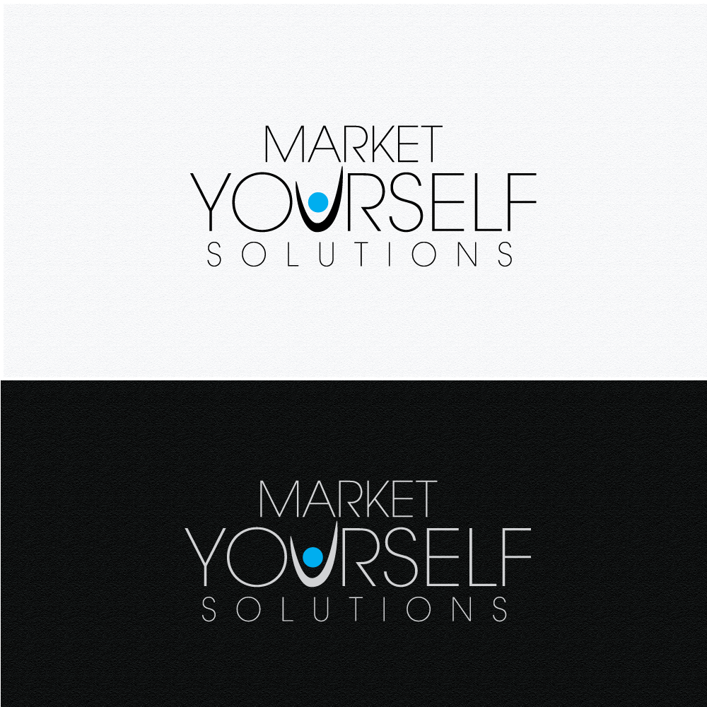 Logo Design by rockin - Entry No. 47 in the Logo Design Contest Fun Logo Design for Market Yourself Solutions.