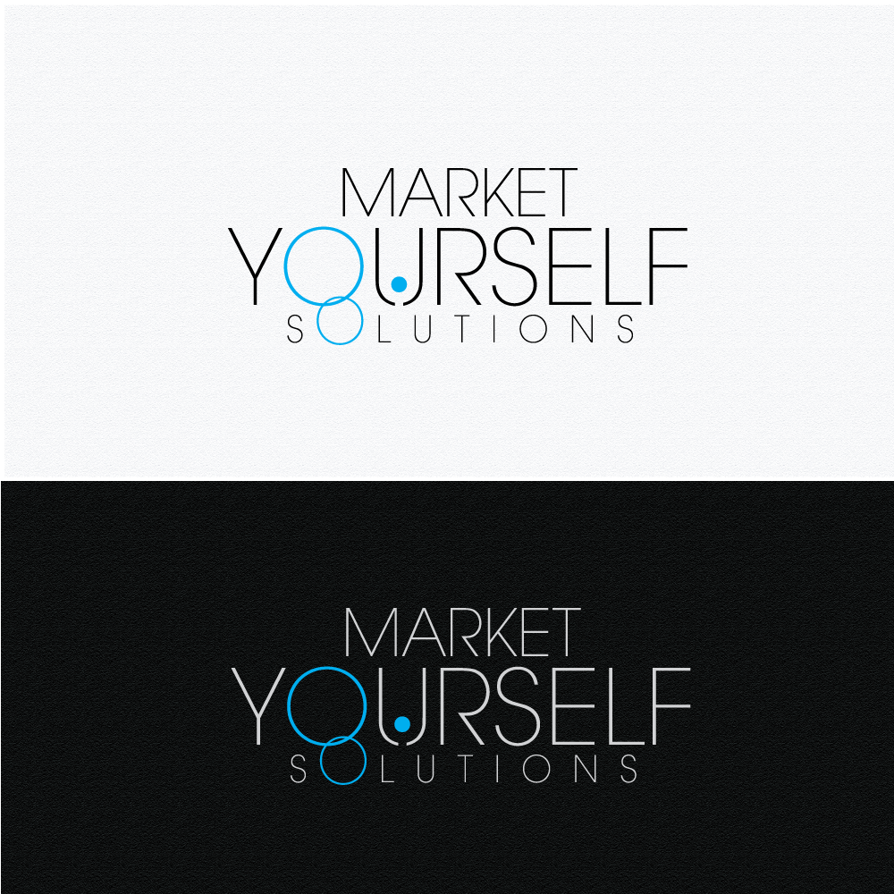Logo Design by rockin - Entry No. 48 in the Logo Design Contest Fun Logo Design for Market Yourself Solutions.