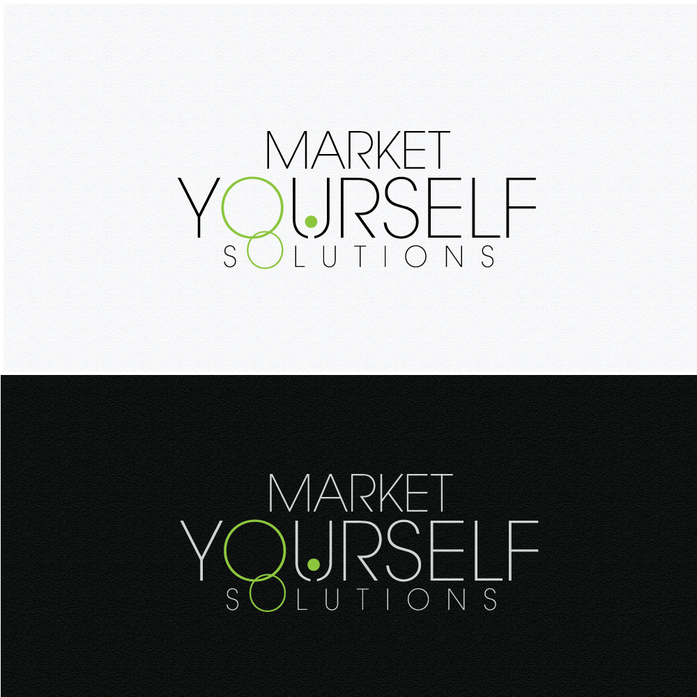 Logo Design by rockin - Entry No. 49 in the Logo Design Contest Fun Logo Design for Market Yourself Solutions.