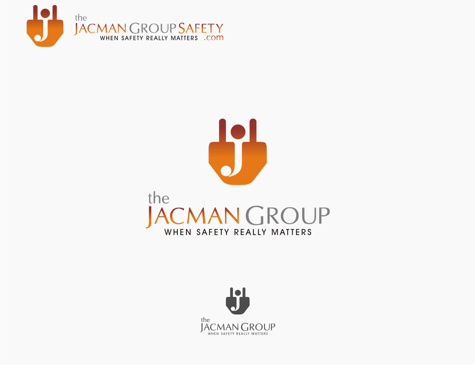 Logo Design by graphicleaf - Entry No. 74 in the Logo Design Contest The Jacman Group Logo Design.
