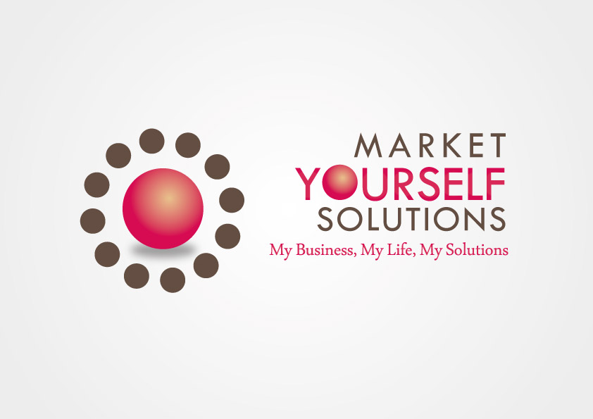 Logo Design by Juan Paulo Manalo - Entry No. 52 in the Logo Design Contest Fun Logo Design for Market Yourself Solutions.