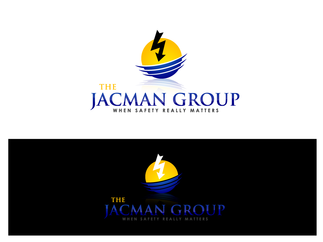 Logo Design by Private User - Entry No. 77 in the Logo Design Contest The Jacman Group Logo Design.