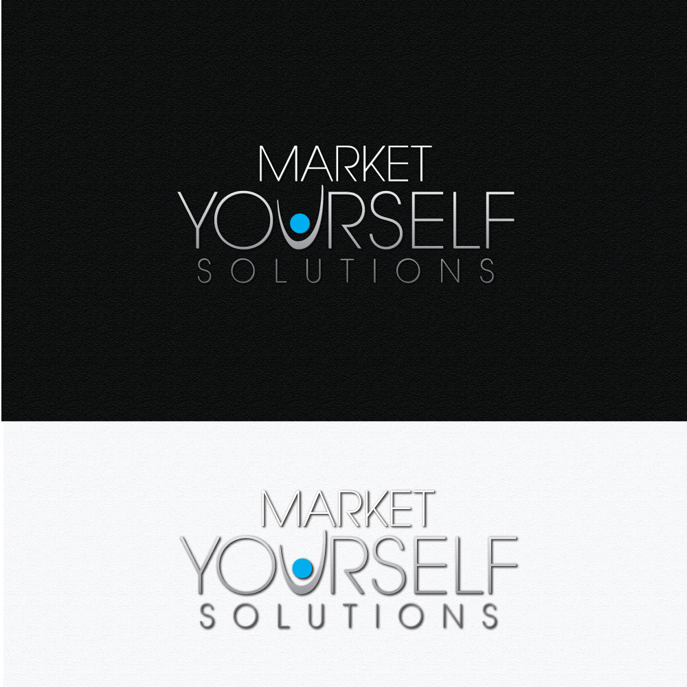 Logo Design by rockin - Entry No. 58 in the Logo Design Contest Fun Logo Design for Market Yourself Solutions.