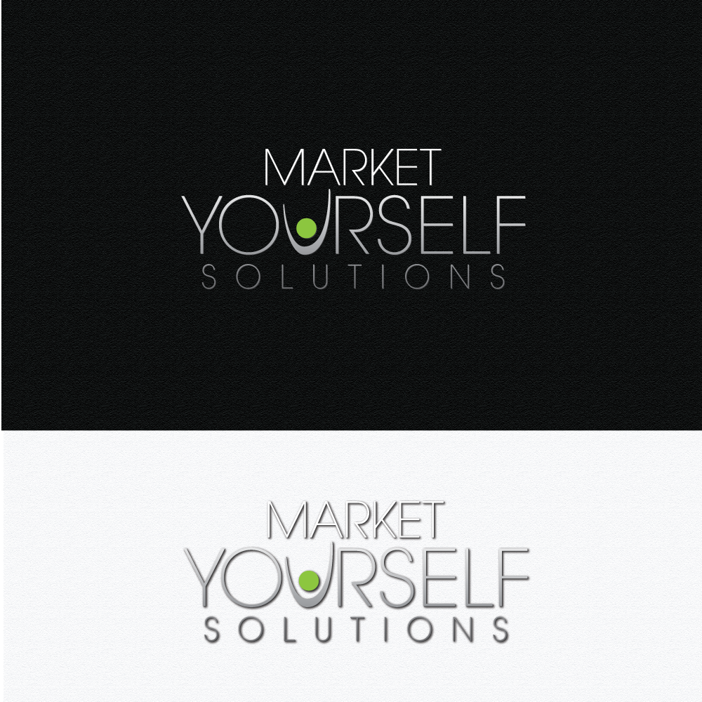 Logo Design by rockin - Entry No. 59 in the Logo Design Contest Fun Logo Design for Market Yourself Solutions.