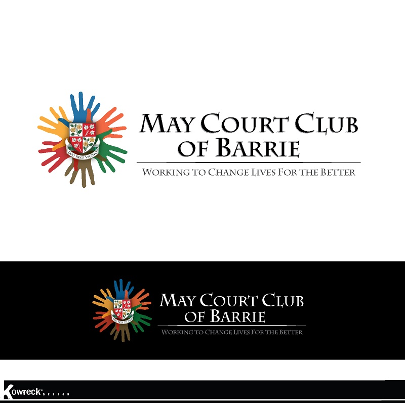 Logo Design by kowreck - Entry No. 19 in the Logo Design Contest New Logo Design for MAY COURT CLUB OF BARRIE.