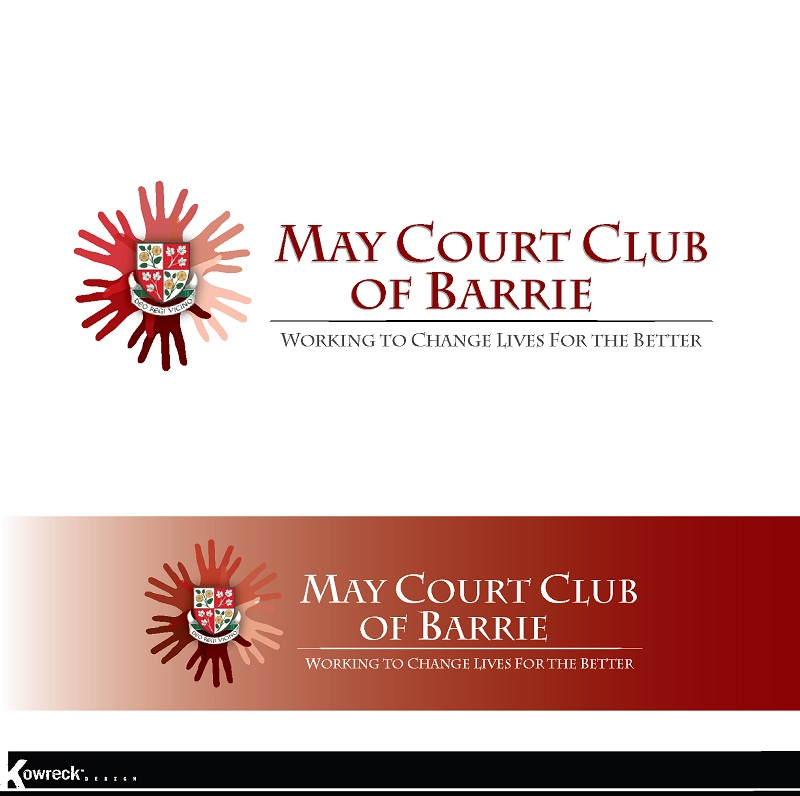 Logo Design by kowreck - Entry No. 20 in the Logo Design Contest New Logo Design for MAY COURT CLUB OF BARRIE.