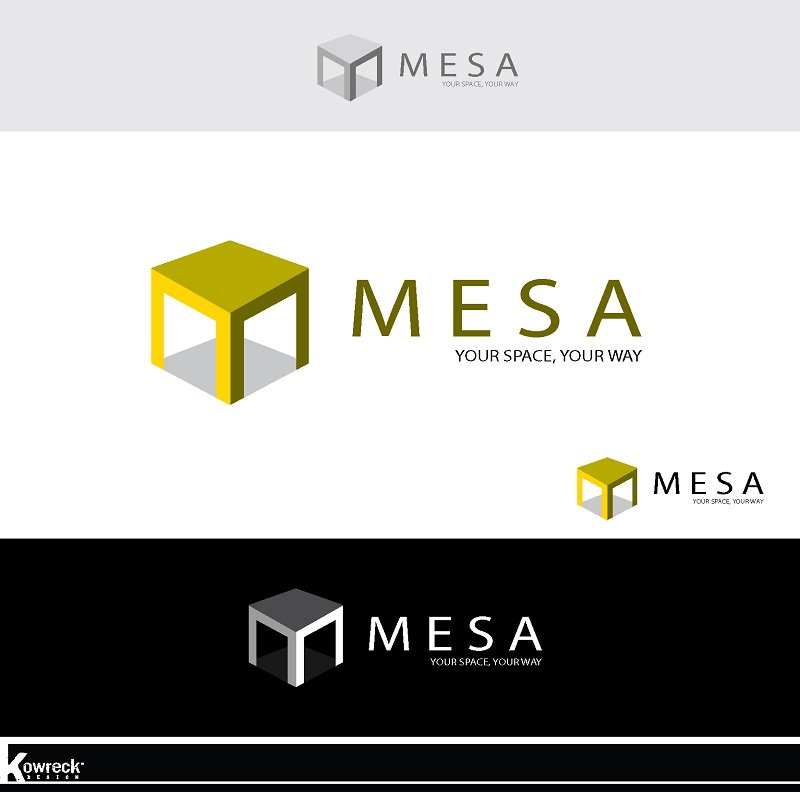 Logo Design by kowreck - Entry No. 128 in the Logo Design Contest Logo Design for Mesa.