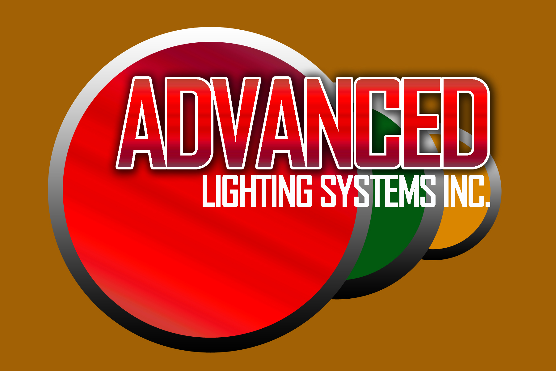 Logo Design by Eduard De Leon - Entry No. 173 in the Logo Design Contest New Logo Design Needed for  Company Advanced Lighting Systems Inc..