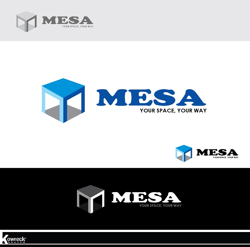 Logo Design by kowreck - Entry No. 130 in the Logo Design Contest Logo Design for Mesa.