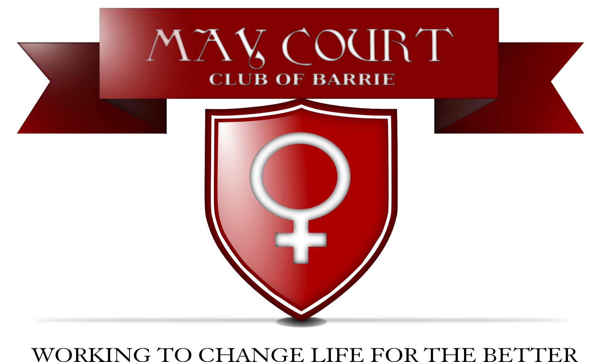Logo Design by whoosef - Entry No. 23 in the Logo Design Contest New Logo Design for MAY COURT CLUB OF BARRIE.