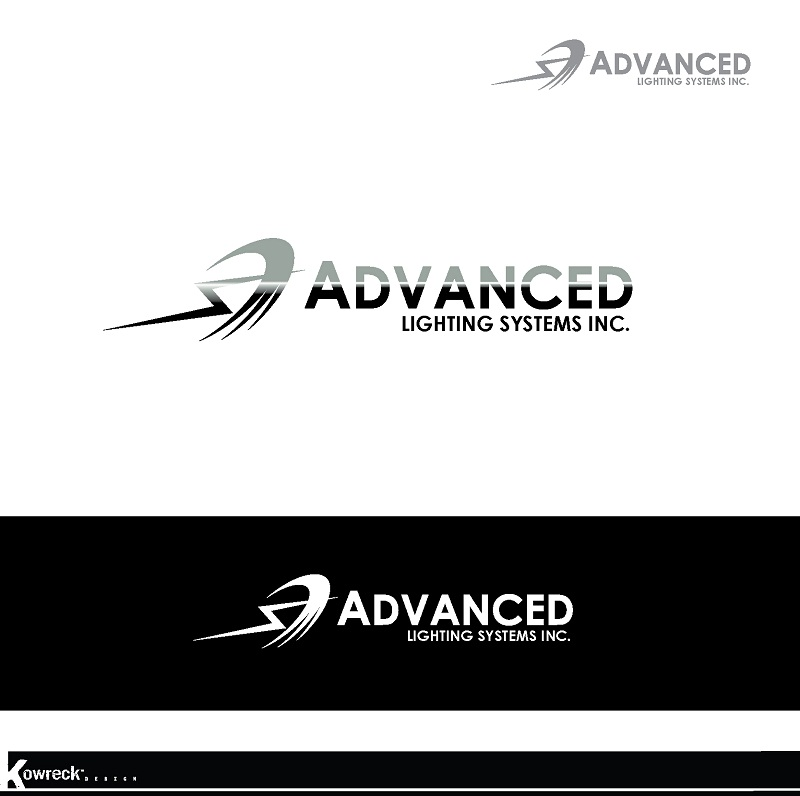 Logo Design by kowreck - Entry No. 177 in the Logo Design Contest New Logo Design Needed for  Company Advanced Lighting Systems Inc..