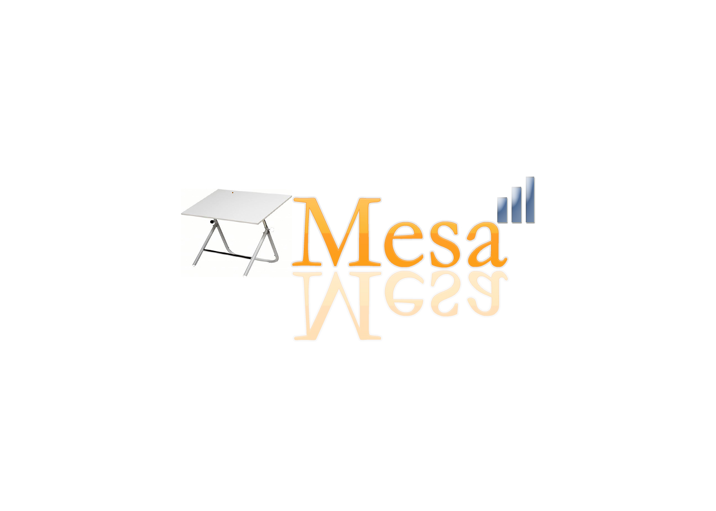 Logo Design by DOUMA AMINE - Entry No. 132 in the Logo Design Contest Logo Design for Mesa.