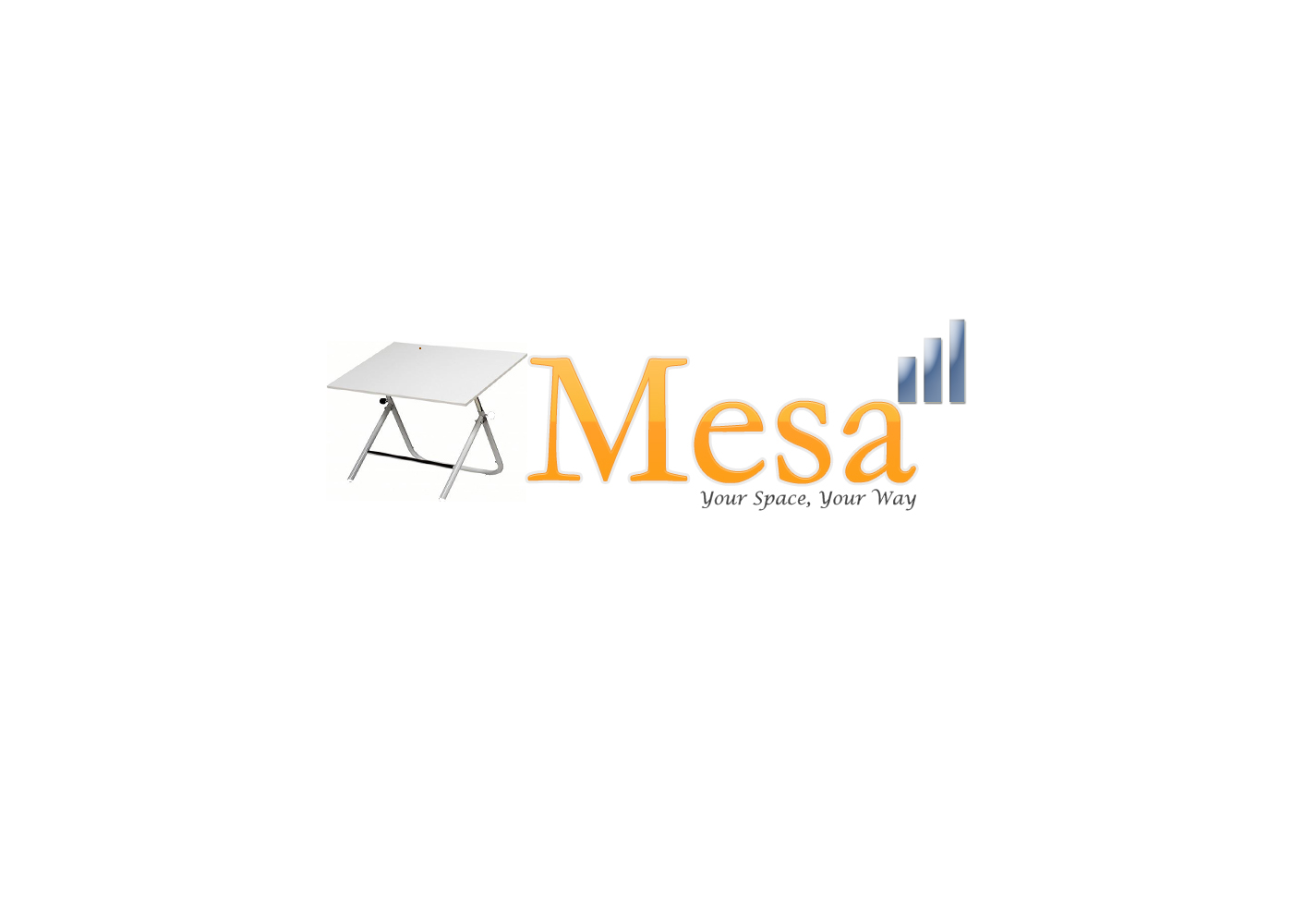 Logo Design by DOUMA AMINE - Entry No. 133 in the Logo Design Contest Logo Design for Mesa.