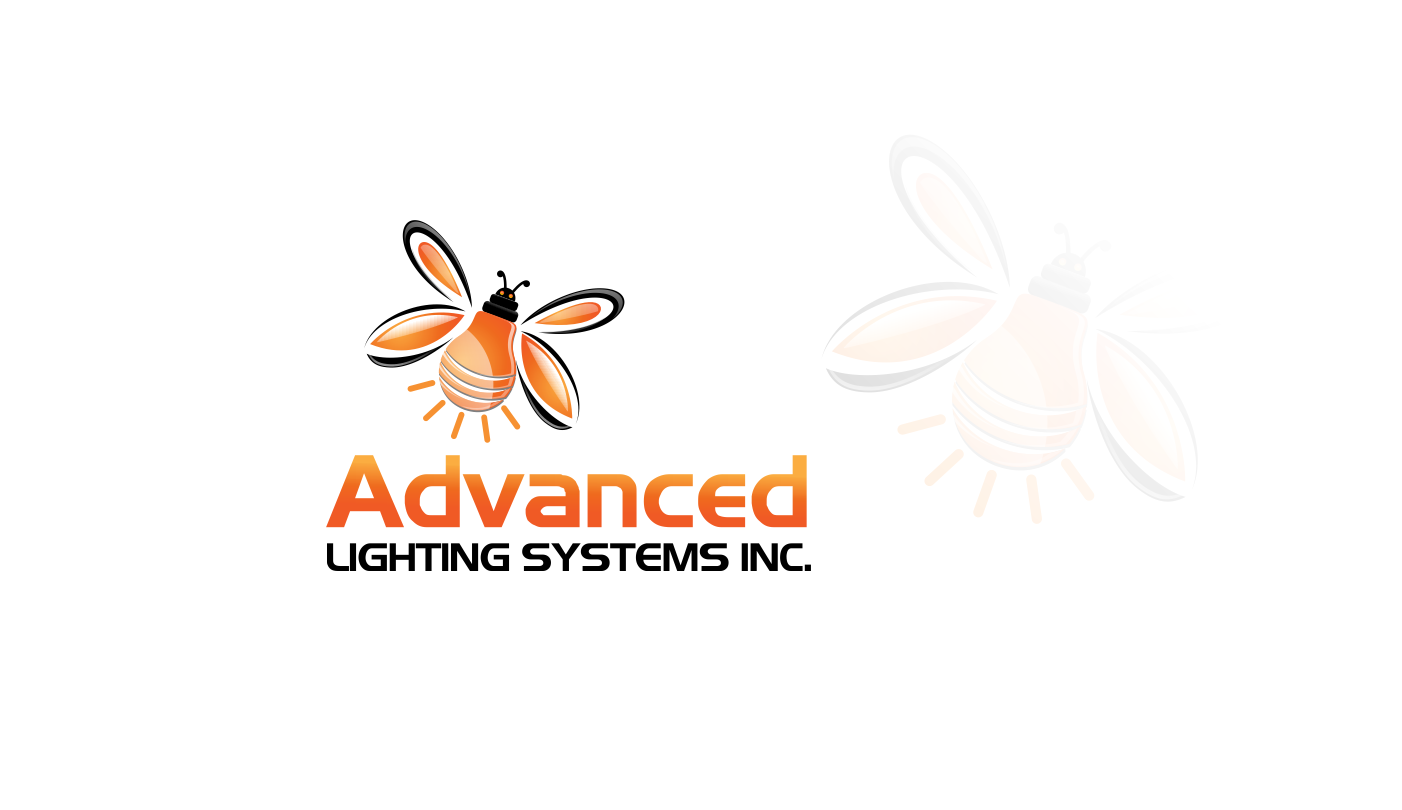 Logo Design by edwin123 - Entry No. 185 in the Logo Design Contest New Logo Design Needed for  Company Advanced Lighting Systems Inc..