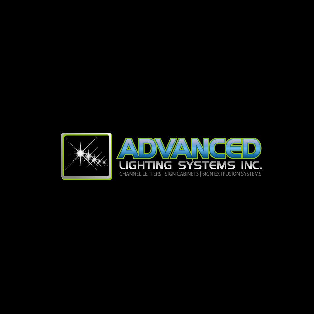 Logo Design by rockin - Entry No. 186 in the Logo Design Contest New Logo Design Needed for  Company Advanced Lighting Systems Inc..