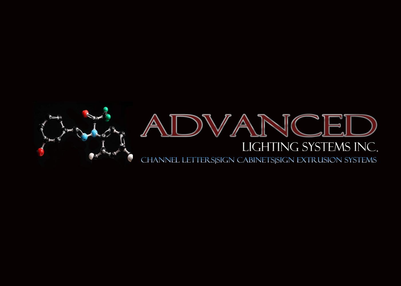 Logo Design by DOUMA AMINE - Entry No. 192 in the Logo Design Contest New Logo Design Needed for  Company Advanced Lighting Systems Inc..