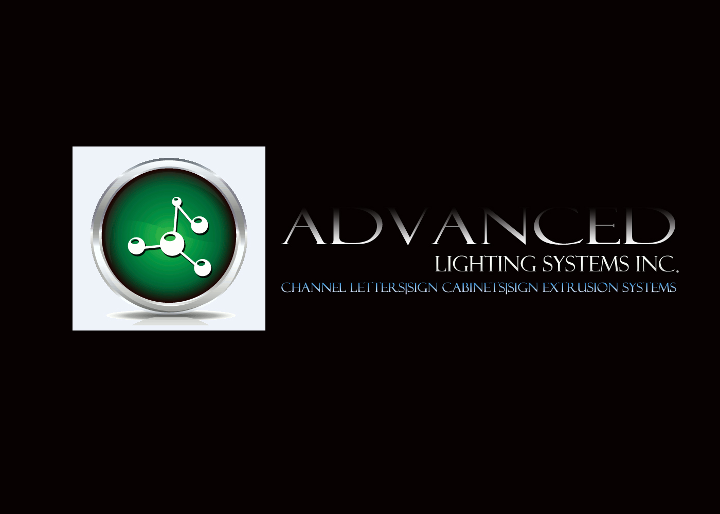 Logo Design by DOUMA AMINE - Entry No. 193 in the Logo Design Contest New Logo Design Needed for  Company Advanced Lighting Systems Inc..