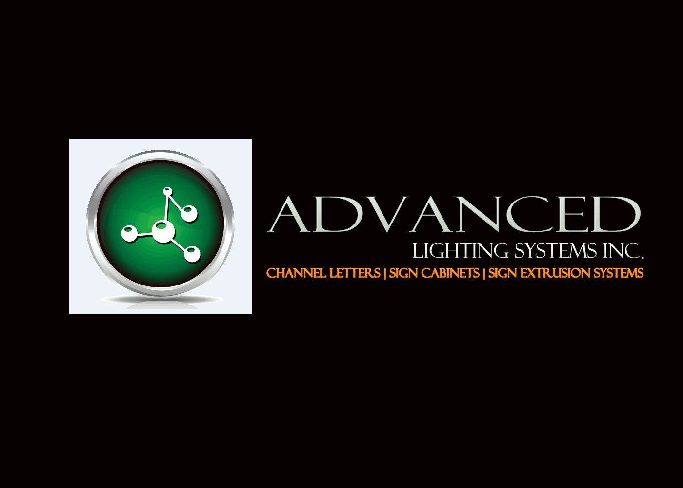 Logo Design by DOUMA AMINE - Entry No. 194 in the Logo Design Contest New Logo Design Needed for  Company Advanced Lighting Systems Inc..
