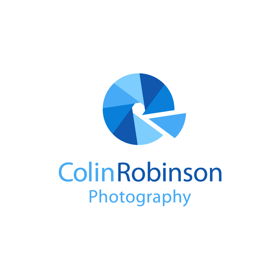 Logo Design by garavi - Entry No. 94 in the Logo Design Contest Colin Robinson Photography.