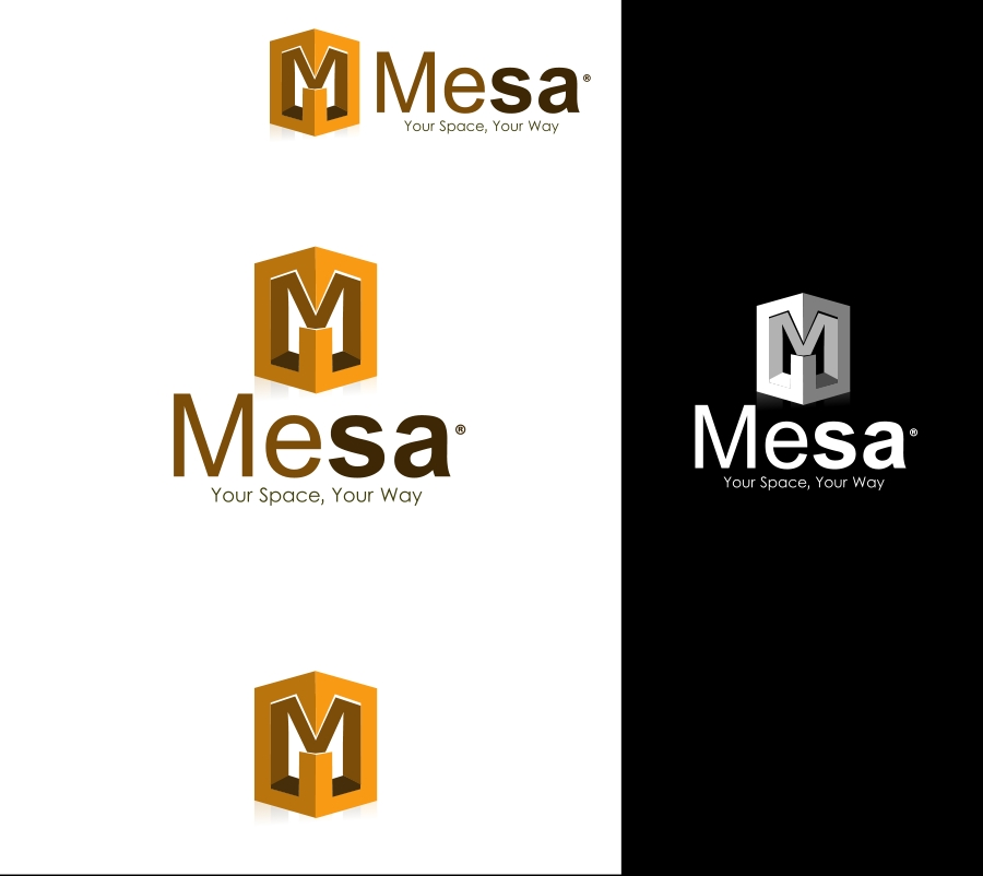 Logo Design by Private User - Entry No. 137 in the Logo Design Contest Logo Design for Mesa.