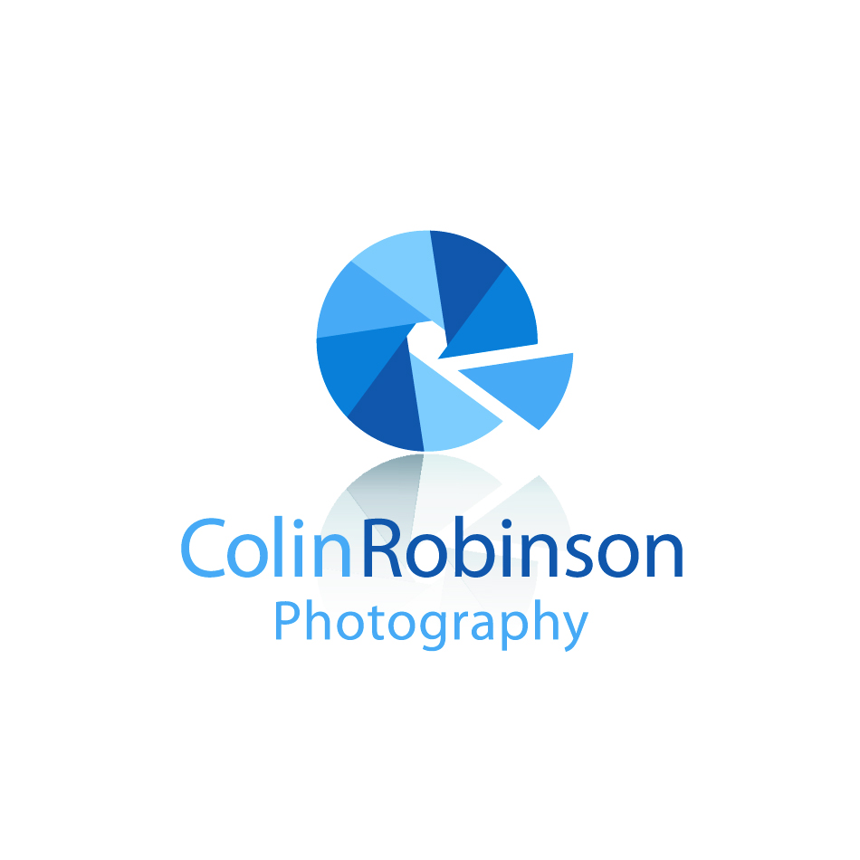 Logo Design by garavi - Entry No. 95 in the Logo Design Contest Colin Robinson Photography.