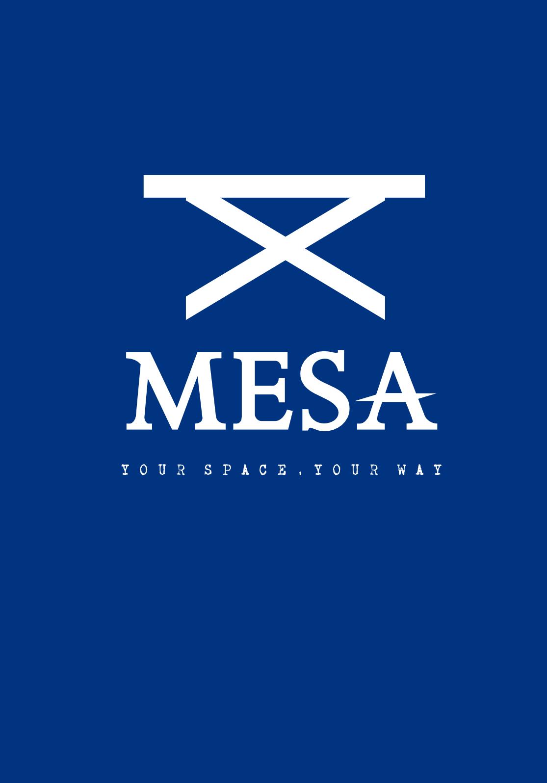 Logo Design by whoosef - Entry No. 139 in the Logo Design Contest Logo Design for Mesa.