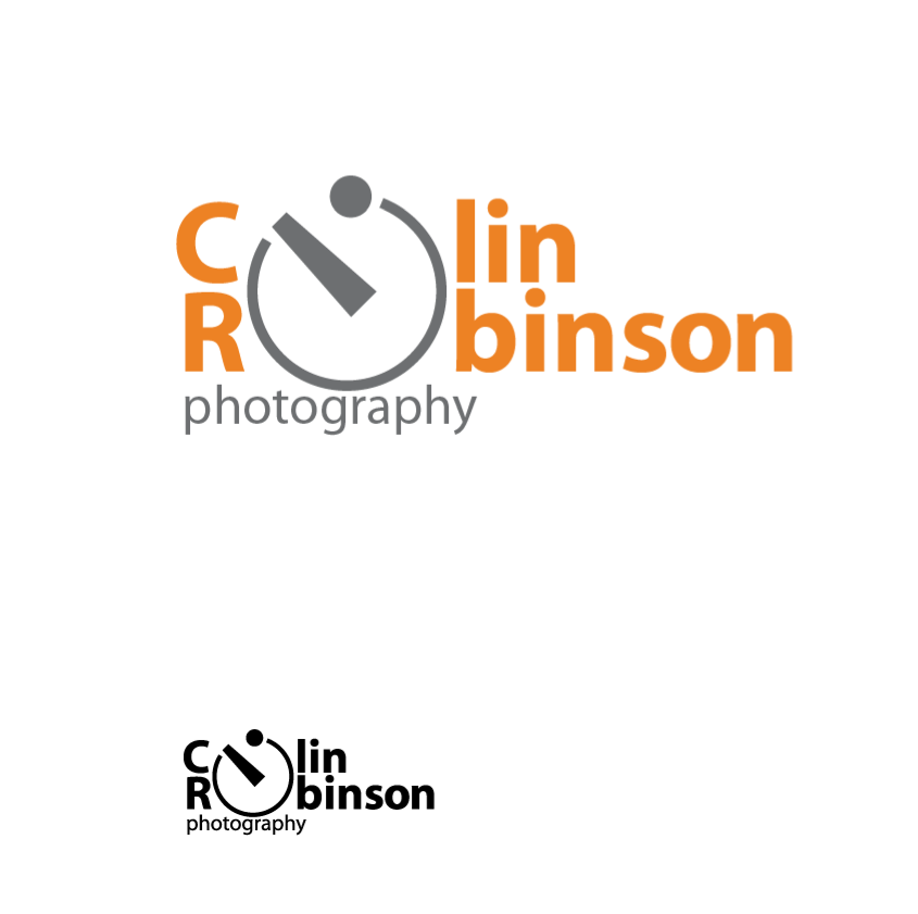 Logo Design by limix - Entry No. 96 in the Logo Design Contest Colin Robinson Photography.
