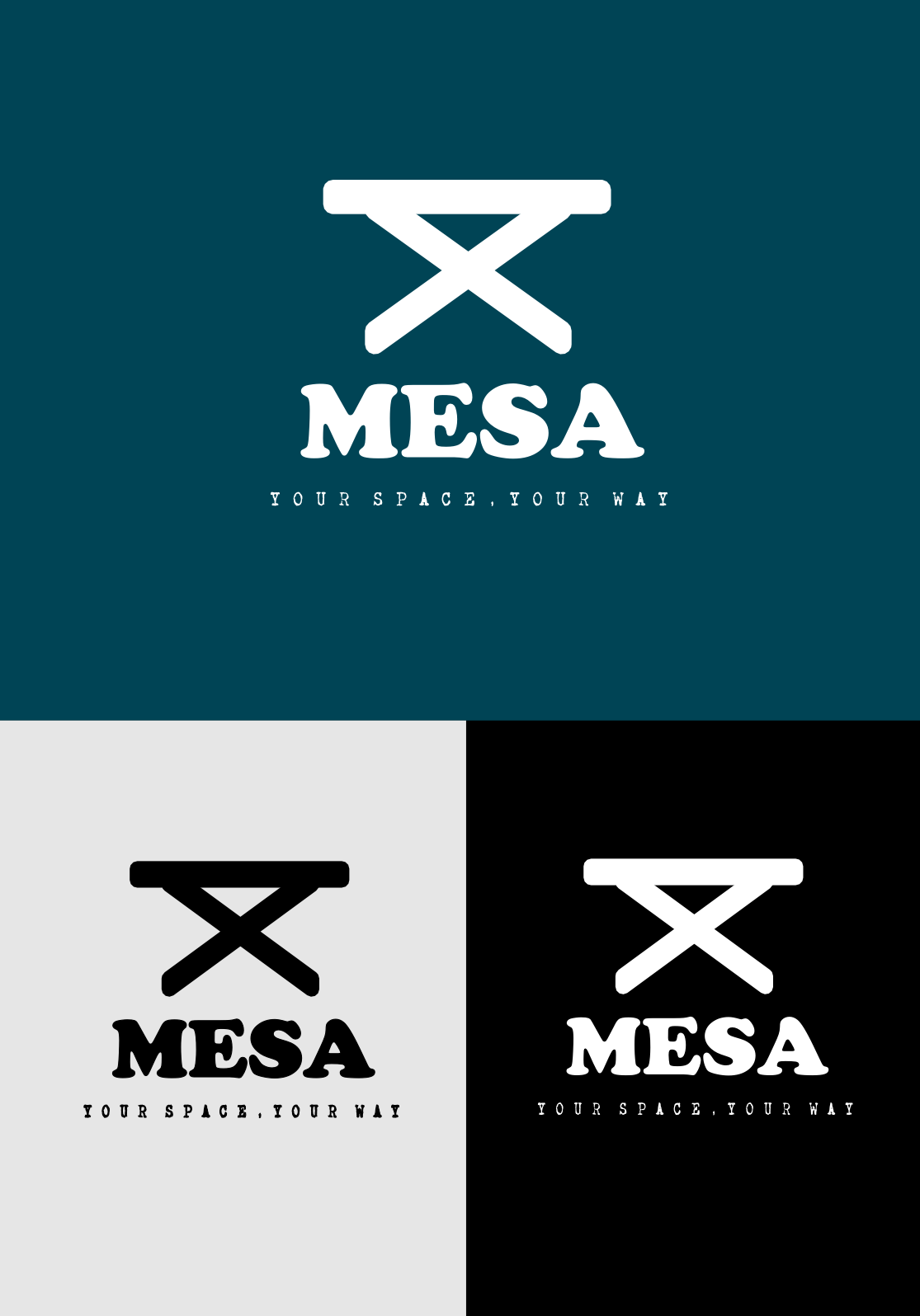 Logo Design by whoosef - Entry No. 141 in the Logo Design Contest Logo Design for Mesa.
