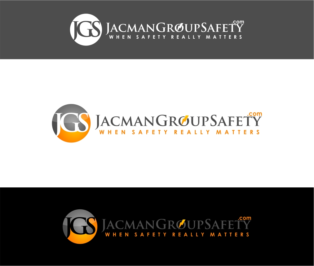 Logo Design by haidu - Entry No. 98 in the Logo Design Contest The Jacman Group Logo Design.
