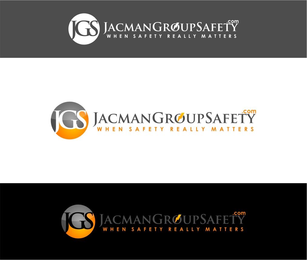 Logo Design by haidu - Entry No. 98 in the Logo Design Contest The Jacman Group Logo Design.