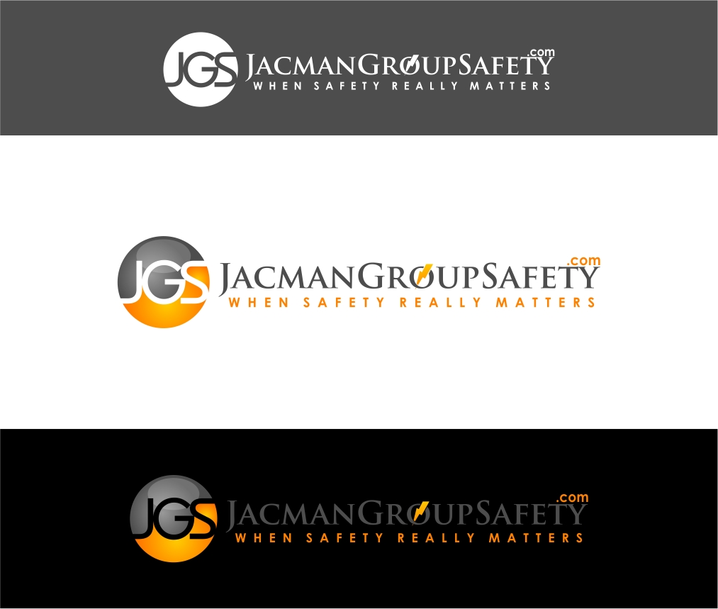 Logo Design by haidu - Entry No. 99 in the Logo Design Contest The Jacman Group Logo Design.