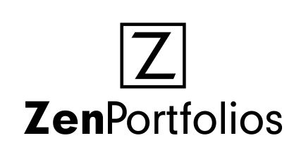 Logo Design by Roshan Maharjan - Entry No. 8 in the Logo Design Contest New Logo Design for ZEN Portfolios.