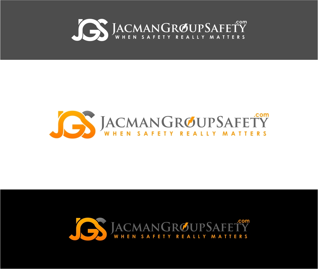 Logo Design by haidu - Entry No. 100 in the Logo Design Contest The Jacman Group Logo Design.