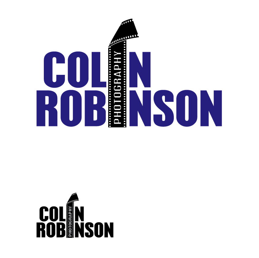 Logo Design by limix - Entry No. 98 in the Logo Design Contest Colin Robinson Photography.